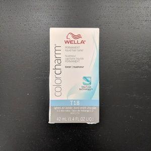 Other - Wella Permanent Liquid Hair Toner T18 (1.4 fl. oz)